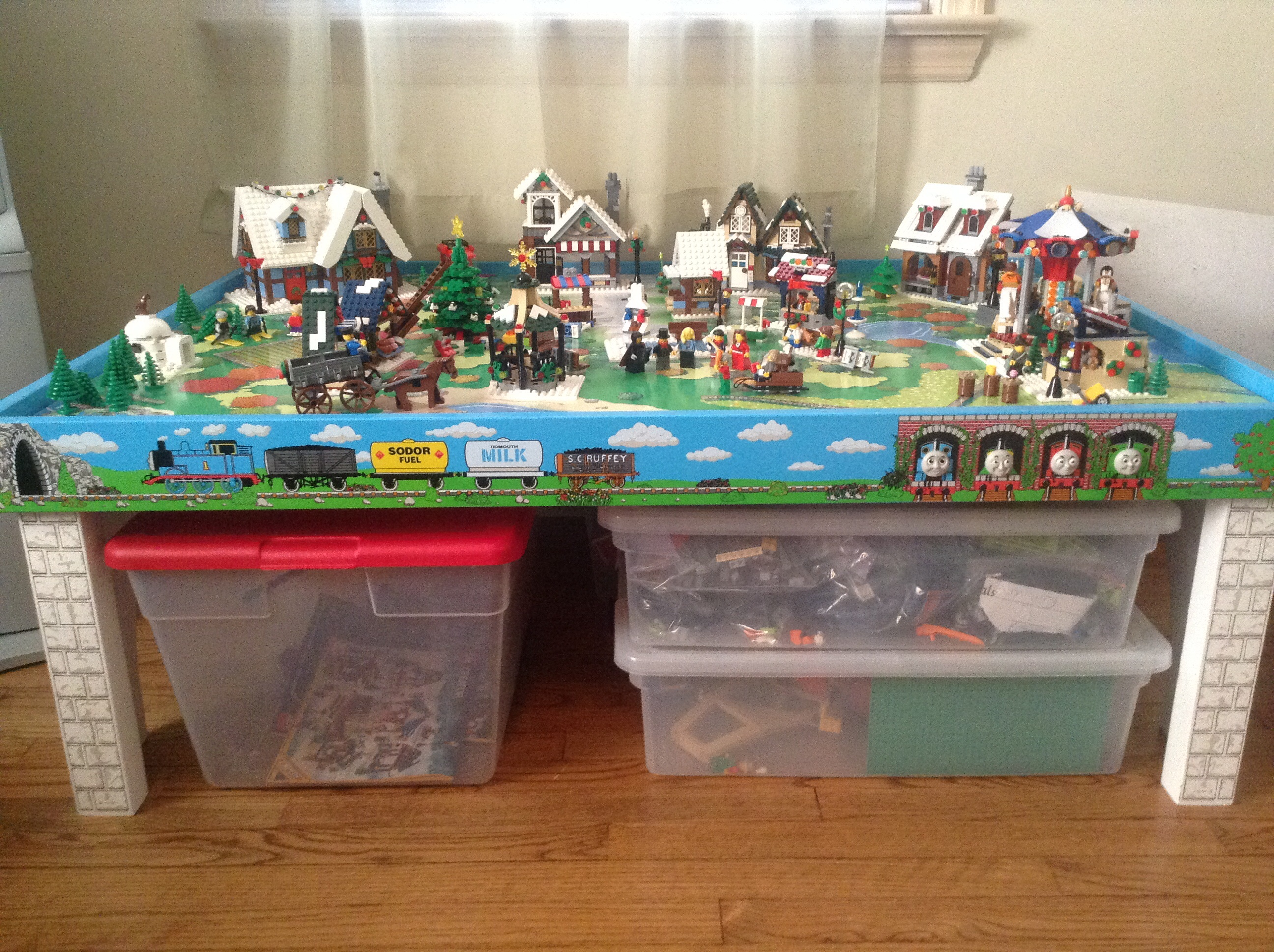 What To Do With All Those Legos Your Kid Got For Christmas